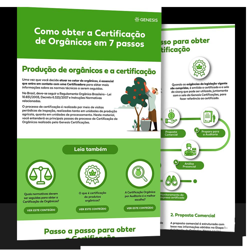 Como obter a certificação de orgânicos em 7 passos - PariPassu
