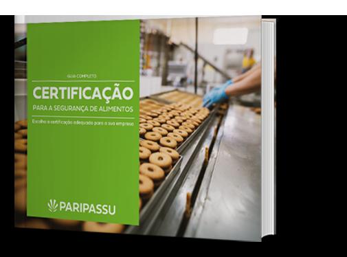 E-book- Certificação para a segurança do alimento HACCP