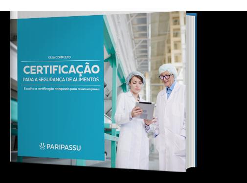 guia certificação para a segurança de alimentos